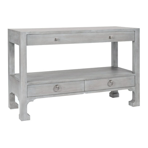 Morris 3 Drawer Console Table in Various Finishes