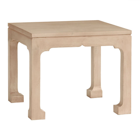 Morris Side Table in Various Finishes