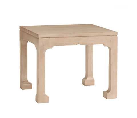 Morris Side Table in Cashew design by Redford House