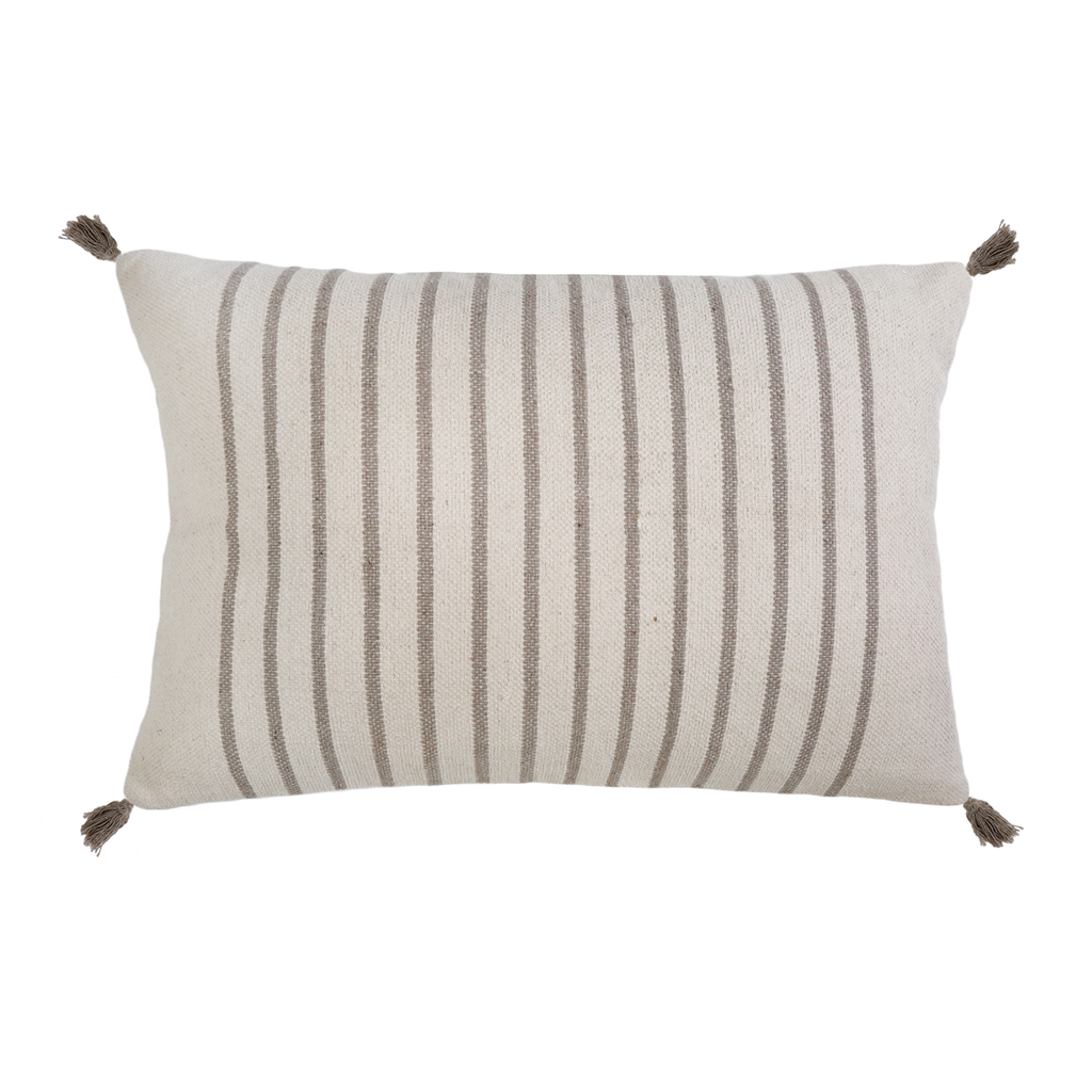 Morrison Big Pillow with Insert in multiple colors by Pom Pom at Home