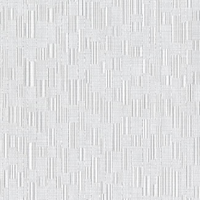Mosaic Weave Wallpaper in Grey from the Design Digest Collection by York Wallcoverings