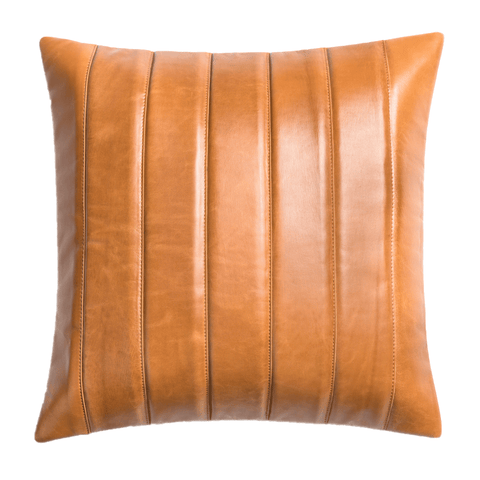 Moxie Pillow in Refined Bourbon
