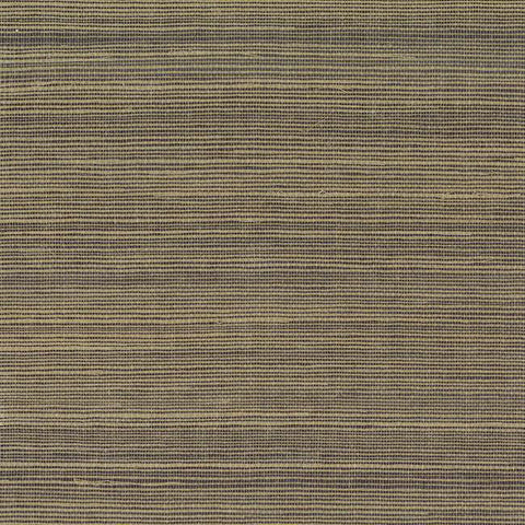 Multi Grass Wallpaper in Browns from the Grasscloth II Collection by York Wallcoverings