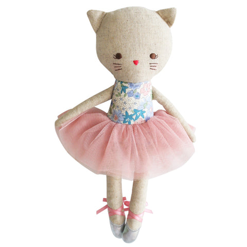 Odette Kitty Ballerina - Liberty Blue