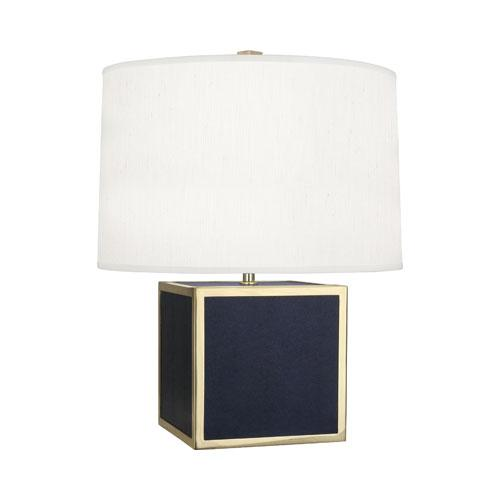Anna Cube Table Lamp by Robert Abbey