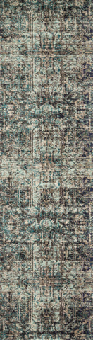 Nadia Rug in Smoke / Slate by Loloi II