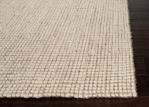 Naturals Lucia Collection Mayen Rug in Natural Beige design by Jaipur