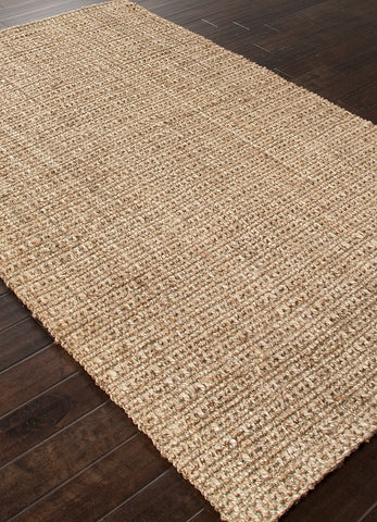 Naturals Lucia Collection Achelle Rug in Natural Silver design by Jaipur