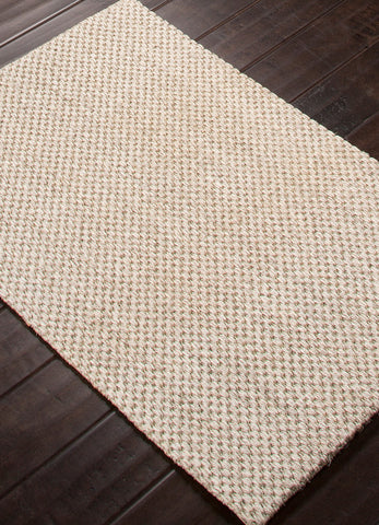 Naturals Sanibel Rug in White Asparagus & Silver Mink design by Jaipur