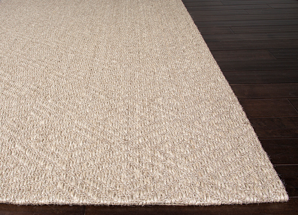 Tampa Natural Geometric Gray Area Rug