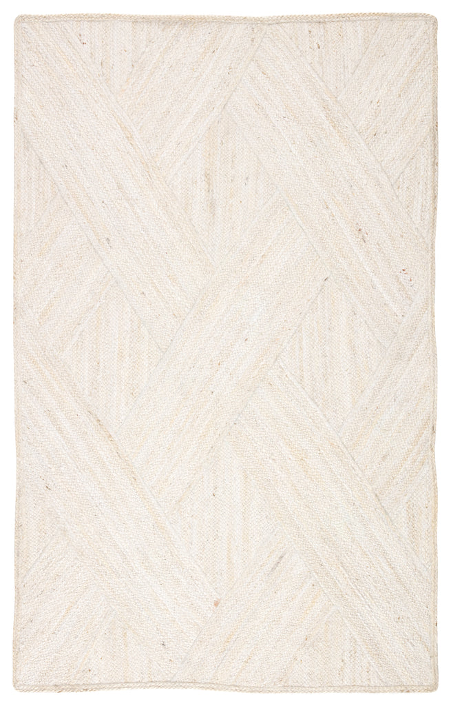 Vero Natural Trellis Ivory Rug by Jaipur Living