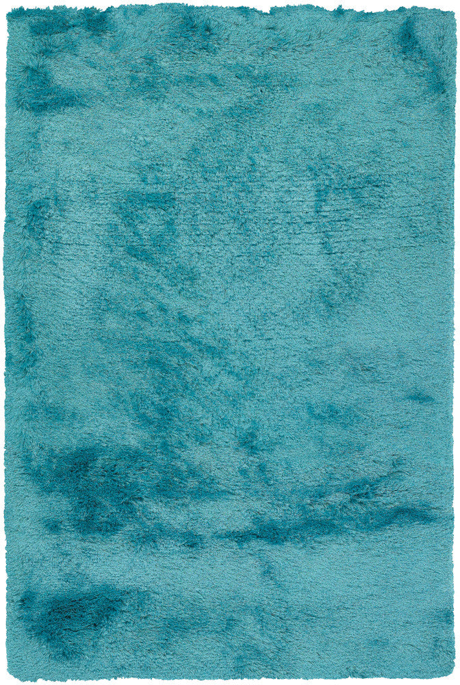 Naya Collection Hand-Woven Area Rug in Blue design by Chandra rugs