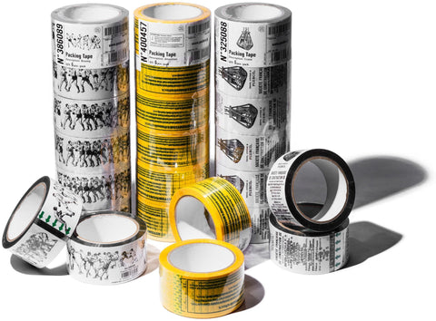 Packing Tape in Attention design by Puebco