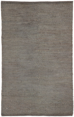 Anthro Solid Rug in Dark Shadow & Iron Gate design by Jaipur