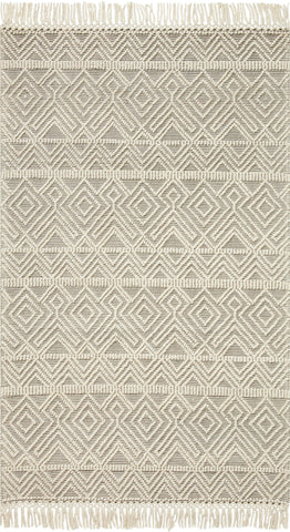 Noelle Rug in Ivory / Grey by Loloi II