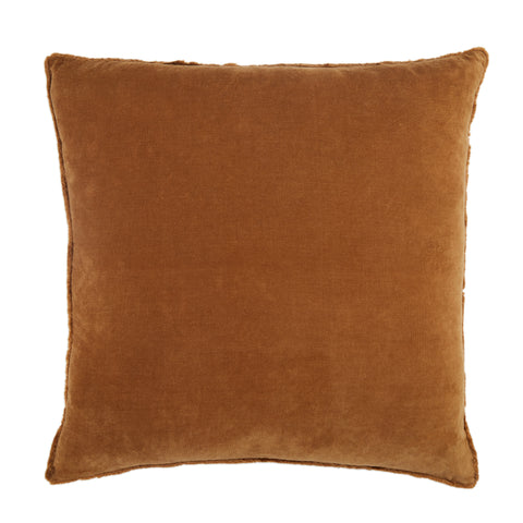 Sunbury Pillow in Brown by Jaipur Living