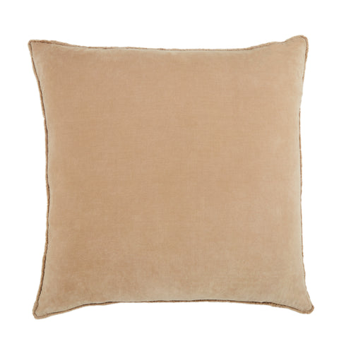 Sunbury Pillow in Beige by Jaipur Living