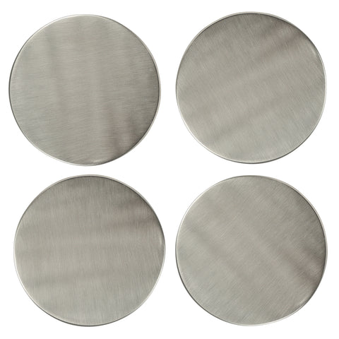 Nickel Plated Coasters