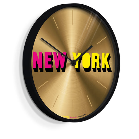 "Limited Edition ""New York"" design by Newgate"