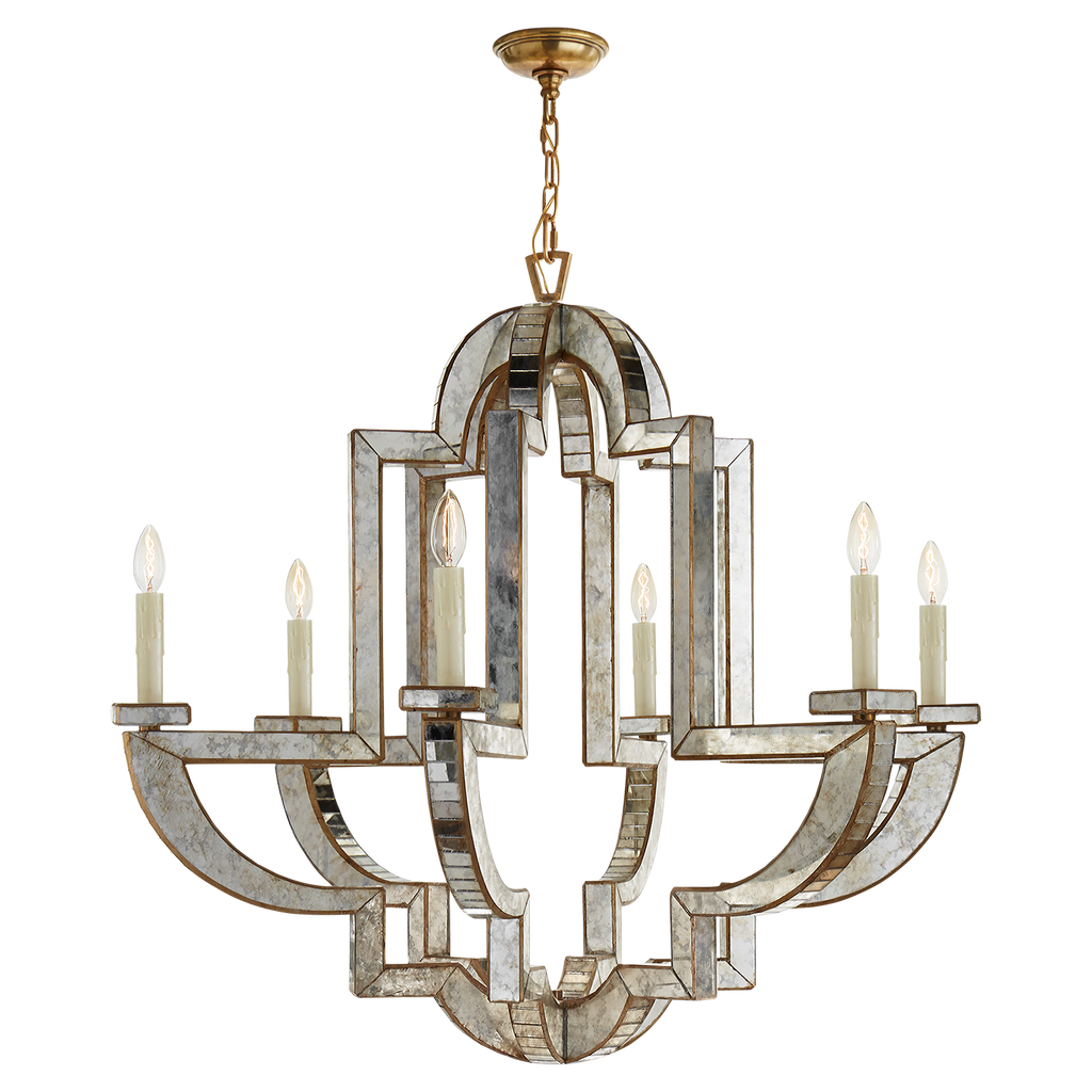 Lido Large Chandelier by Niermann Weeks