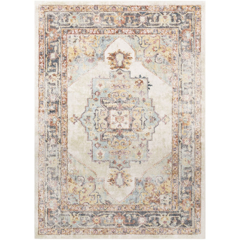 New Mexico NWM-2300 Rug in Butter & Khaki by Surya