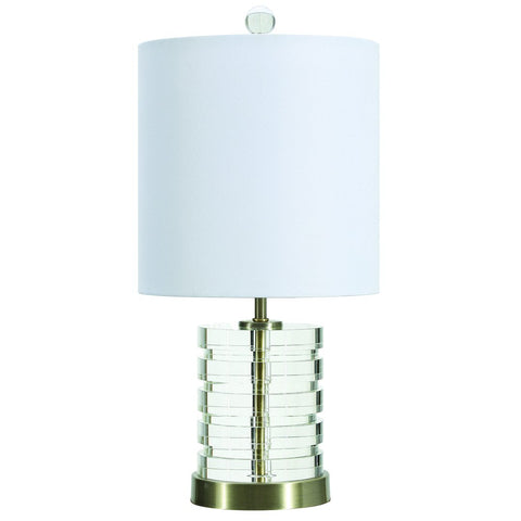 Nadia Table Lamp by Couture Lamps