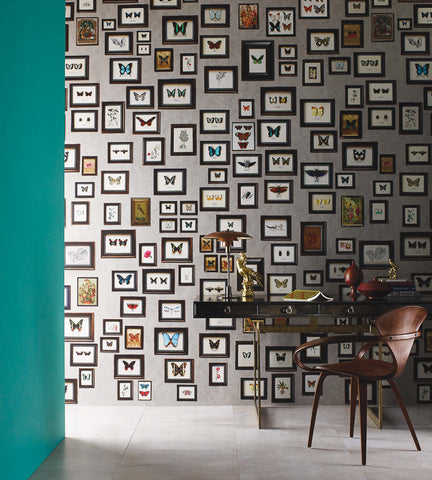 Narissa Wallpaper by Matthew Williamson for Osborne & Little
