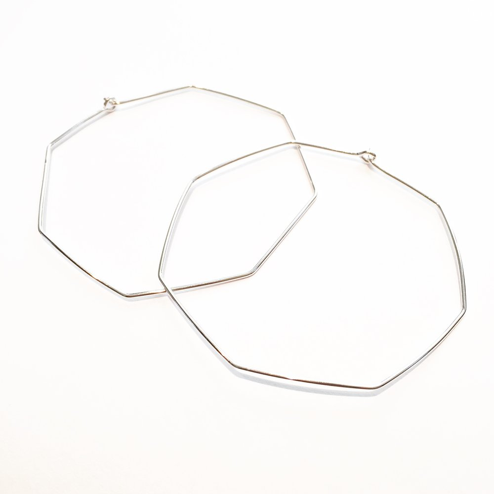 Nash Octagon Hoops design by Agapantha