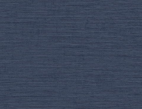 Nautical Twine Wallpaper in Coastal Blue from the Beach House Collection by Seabrook Wallcoverings