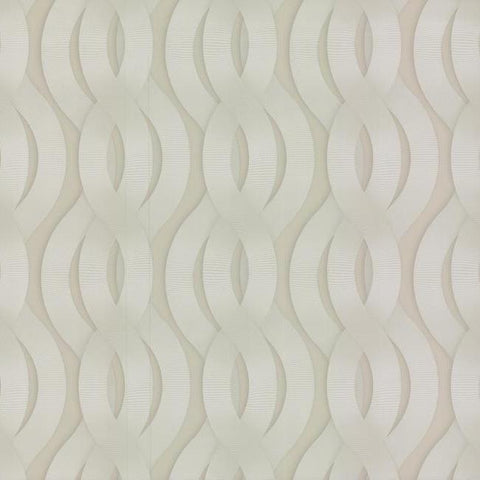Nexus Wallpaper in Beige and Cream from the Urban Oasis Collection by York Wallcoverings