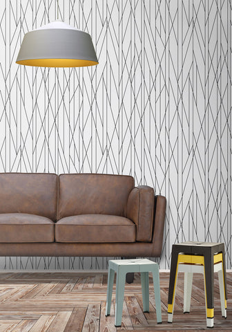 Nixon Wallpaper by Ingrid + Mika for Milton & King