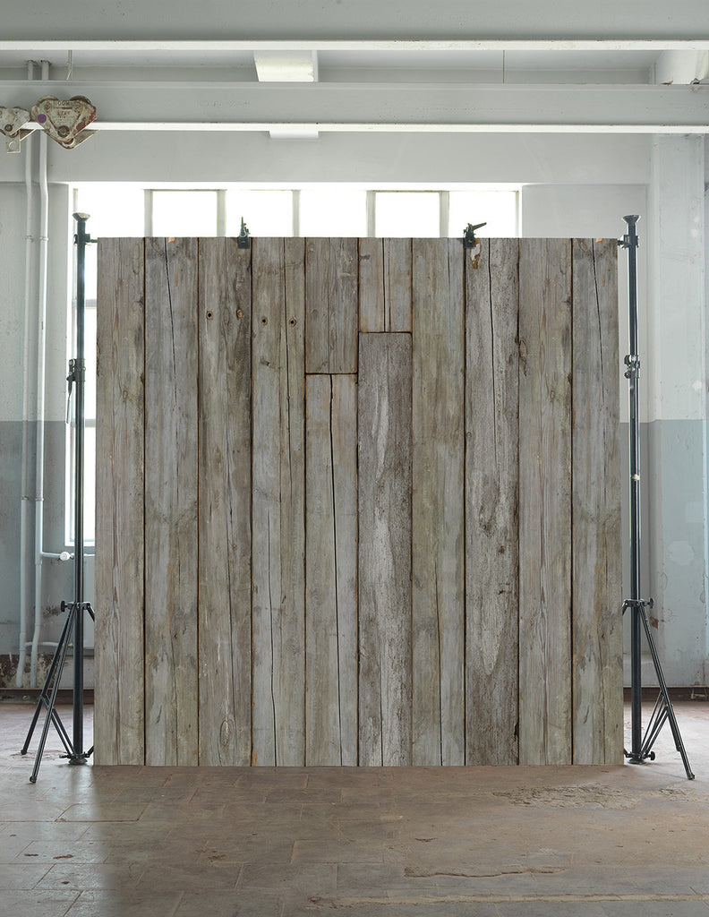 No. 14 Scrapwood Wallpaper design by Piet Hein Eek for NLXL Wallpaper