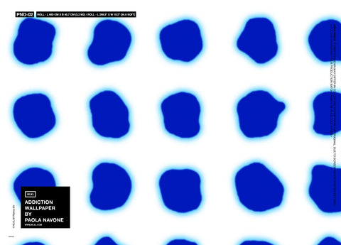 No. 2 Addiction Wallpaper by Paola Navone for NLXL