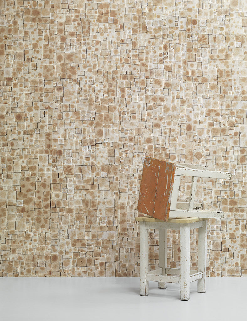 No. 2 Remixed Wallpaper design by Arthur Slenk for NLXL Wallpaper