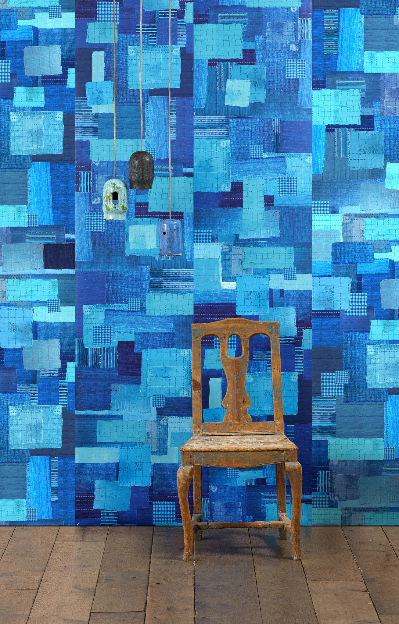 no 3 addiction wallpaper by paola navone for nlxl burke decor. Black Bedroom Furniture Sets. Home Design Ideas