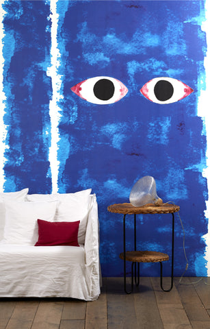 No. 4 Addiction Wall Mural design by Paola Navone for NLXL