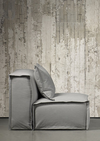 No. 6 Concrete Wallpaper design by Piet Boon for NLXL Wallpaper