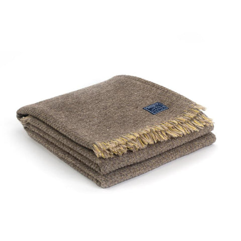 Northern Lights Wool Throw