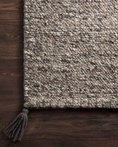 Oakdell Rug in Grey design by Ellen DeGeneres for Loloi