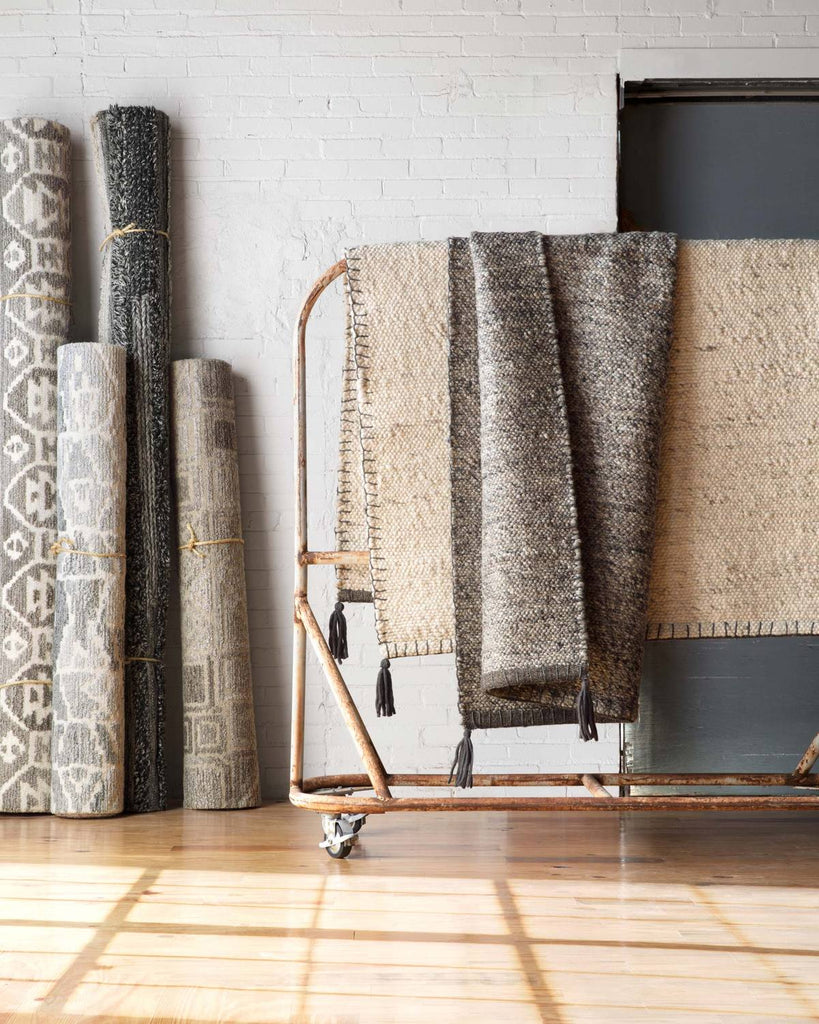 Oakdell Rug in Natural by ED Ellen DeGeneres Crafted by Loloi