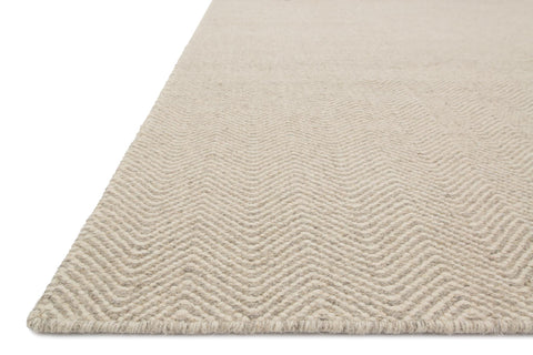 Oakwood Rug in Gravel by Loloi