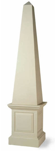 Stone Obelisk design by Capital Garden Products