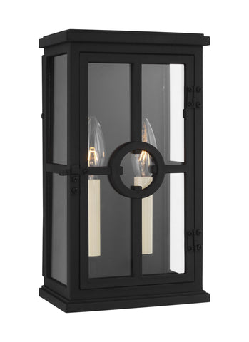Belleville Small Lantern by Feiss