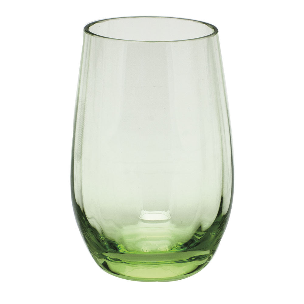 Optic Vodka Glass in Various Colors