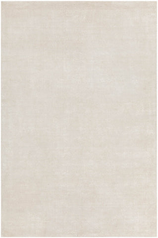Orim Collection Hand-Woven Area Rug in Cream