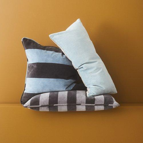 Confect Cushion in Asphalt & Dark Grey design by OYOY