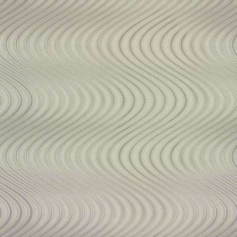 Ocean Swell Wallpaper in Light Grey and Grey from the Urban Oasis Collection by York Wallcoverings