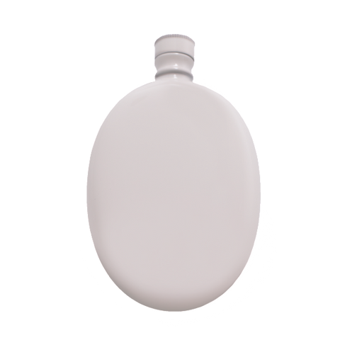 White Flask design by Odeme