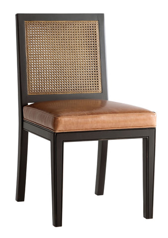 Oliver Side Chair in Various Fabrics design by Redford House