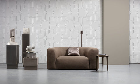 Ornament Wallpaper by Piet Boon for NLXL Monochrome Collection